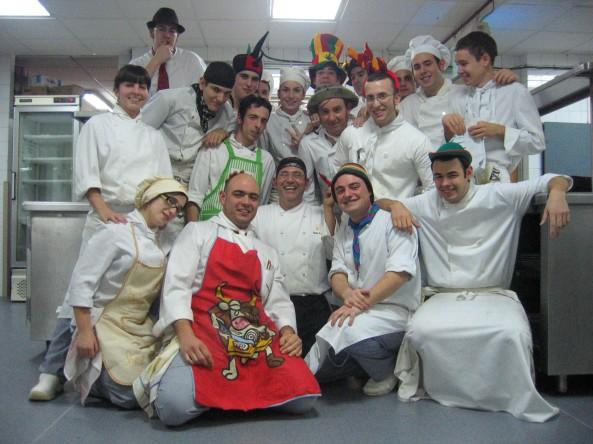 Nosotros en Carnavales ^^