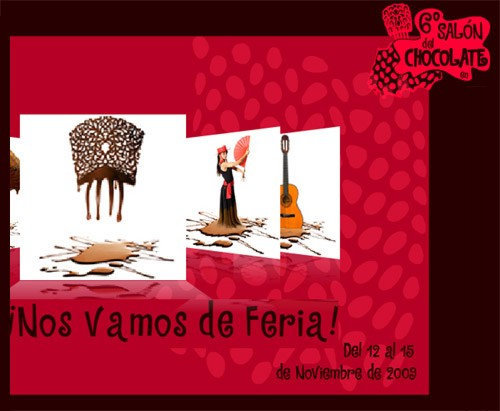 IV Salon del Chocolate en Madrid